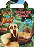 It's A Big Big World Mix and Match Jigsaw Puzzle Book: Color My World