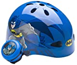 Pacific Cycle Boys Batman Child Hardshell Helmet  (Blue)