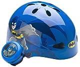 Pacific Cycle Boys Batman Child Hardshell Helmet  (Blue)