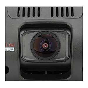 Rexing V1 2.4 LCD FHD 1080p 170° Wide Angle Dashboard Camera Recorder Car Dash Cam with G-Sensor, WDR, Loop Recording