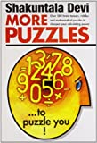 img - for More Puzzles book / textbook / text book