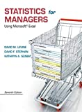 img - for Statistics for Managers Using Microsoft Excel book / textbook / text book