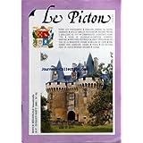 PICTON (LE) [No 52] du 01/07/1985 - PIERRE LOTI PHOTOGRAPHE - CAVALIERS ROMANS DU POITOU-CHARENRTE - VIEILLES...