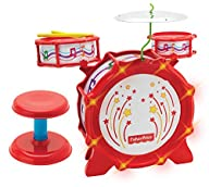 Kids Station Big Bang Drumset with Li…