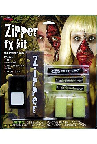 Zipper-FX-Makeup-Kit