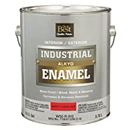 - W50R00812-16 Do it Best Alkyd Industrial Enamel-GLS OSHA RED ALKYD PAINT