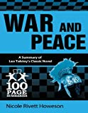 Image of War and Peace: 100 Page Summaries