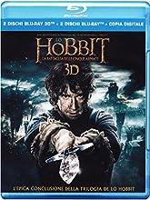 Lo Hobbit - La Battaglia Delle Cinque Armate (3D) (2 Blu-Ray 3D+2 Blu-Ray)