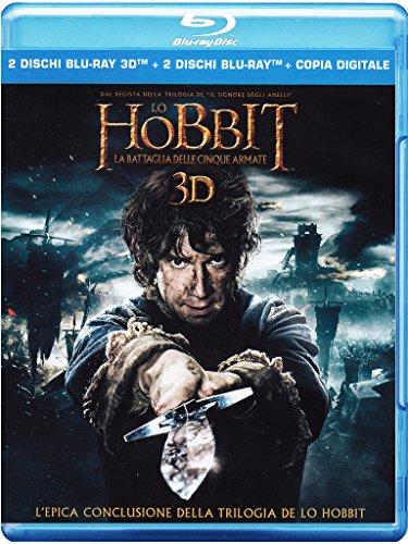 Lo Hobbit: la Battaglia delle Cinque Armate (Blu-ray 3D)