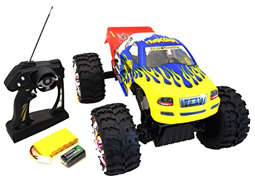 JOGOTO Remote Control Radio Control RC 4x4 4WD Off-road Large Size Rock Crawler RTR Monster Truck Vehicle
