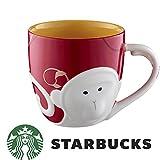 スターバックス Starbucks マグカップ (猿 /新春 /地域限定品)