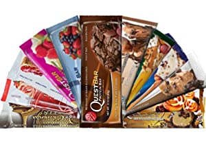 Quest Bundle: Variety Bundle: Pack of 12, 1 of Each