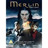 Merlin - Series 3 - Volume 1 BBC [DVD]by Colin Morgan