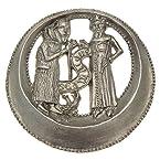 St Edward and John Pilgrim Badge