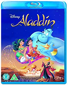 Aladdin [Blu-ray] by Walt Disney Studios Home Entertainment
