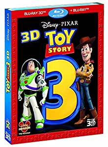Toy Story 3 [Combo Blu-ray 3D + Blu-ray 2D]