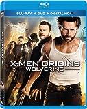 X-Men Origins: Wolverine [Blu-ray] [US Import]