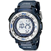 Casio Men's PRG-260-2CR Pro Trek Dark Blue Watch
