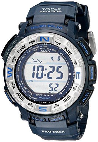 Casio Men's PRG-260-2CR Pro Trek Dark Blue Watch
