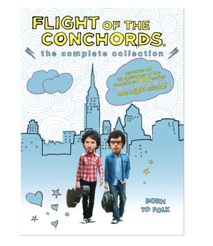 Flight of the Conchords: Complete Collection [Reino Unido] [DVD]