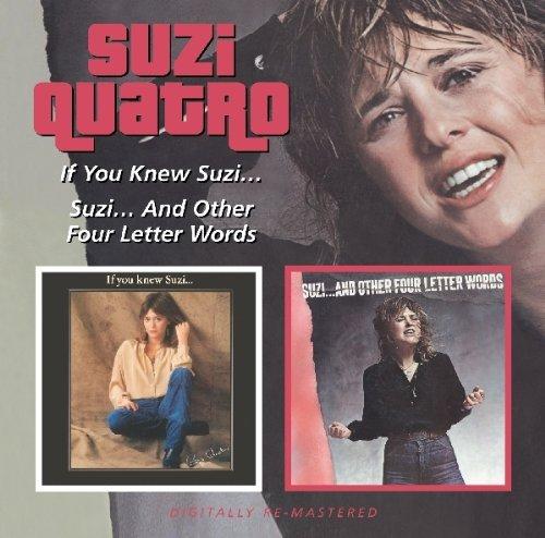 Suzi Quatro - If you knew Suzi (LP) - Zortam Music