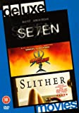 Seven/Snakes on a Plane/Slither [DVD]