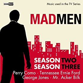"Music Used in the TV Serie ""Mad Men"" Season Two & Three"