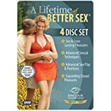 Lifetime of Better Sex 4 Disc Set