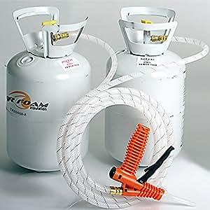 Tiger Foam Slow Rise 200 Bd Ft Spray Foam Insulation Kit