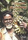 Histoire du Bananier par Lassoudière