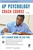 img - for AP Psychology Crash Course Book + Online (Advanced Placement (AP) Crash Course) book / textbook / text book