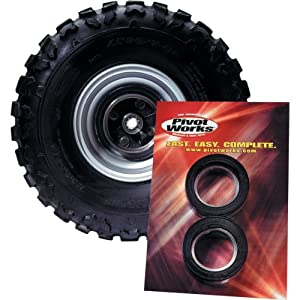 Pivot Works PWRWK-K16-430 Rear Wheel Bearing Kit by Pivot Works