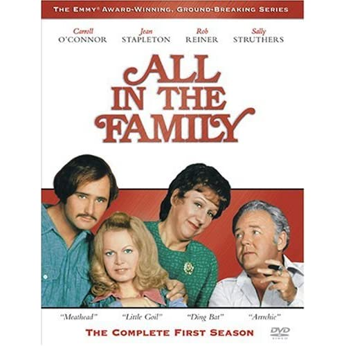 All in the Family - The Complete First Season DVD