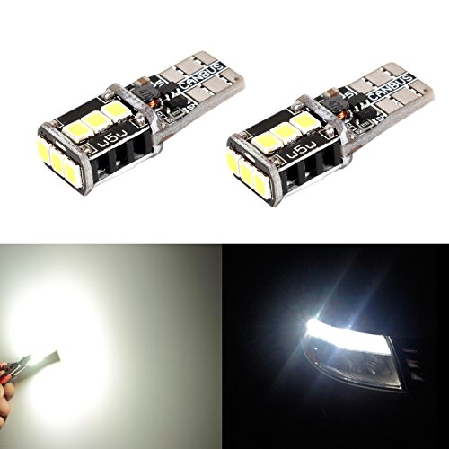JDM ASTAR Extremely Bright PX Chips 168 175 194 2825 W5W T10 LED Bulbs,Xenon White (97 Civic Jdm Parts compare prices)
