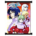 "Gundam Seed Anime Fabric Wall Scroll Poster (32""x42"") Inches"