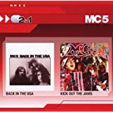 coffret 2 CD :  Back In The Usa - Kick Out The Jam