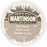 Martinson Coffee, Dark Roast, 48 Single Serve RealCups