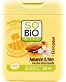 So'Bio Étic Douche Amande et Miel 300 ml Lot de 3