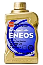 Engine oil additives: ENEOS 0w-20 CS Fully Synthetic Motor Oil