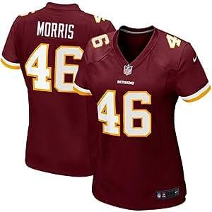 Nike Washington Redskins Alfred Morris #46 NFL Youth Game Jersey (Girls Large (14))