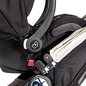 Baby Jogger Car Seat Adapter for Chicco, Black