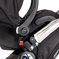 Baby Jogger Car Seat Adapter for Chicco Black