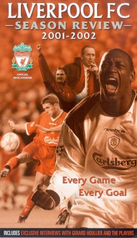 Liverpool Fc - End of Season 2001/2002 [VHS]