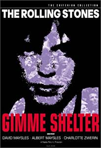 The Rolling Stones: Gimme Shelter (The Criterion Collection)