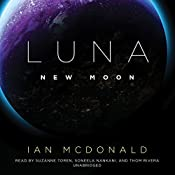 Luna: New Moon | Ian McDonald