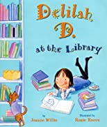 Delilah D. at the Library