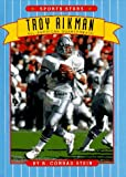 Troy Aikman: All-American Quarterback (Sports Stars) (0516043943) by Stein, R. Conrad