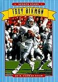 Troy Aikman: All-American Quarterback (Sports Stars) (0516043943) by Stein, R. Conrad