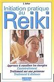 echange, troc E. Dufour - Initiation pratique au Reiki