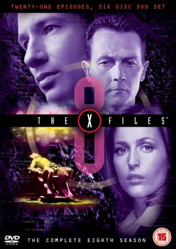 X Files: Season 8 [DVD]